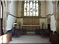 SD4098 : Altar of The Parish Church of St Mary's, Windermere by Alexander P Kapp