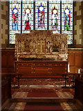 NY3704 : Altar of The Parish Church of St Mary's, Ambleside by Alexander P Kapp