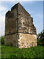 NS8594 : New Mills Crossing Doocot by Lisa Jarvis