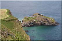 D0644 : Carrickarade Island by Dr Neil Clifton