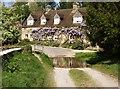 SO9805 : Duntisbourne Rouse ford by Graham Horn