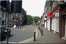 SJ9223 : Greengate Street, Stafford by Stephen Pearce