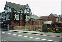 SJ9223 : Bridge Street, Stafford by Stephen Pearce