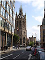 NZ2463 : Newcastle upon Tyne St Nicholas Cathedral by Steve M