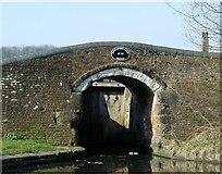 SO8690 : Hinksford Lock Bridge (No 39) - Swindon by Ian Hughes