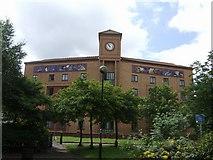 SO9199 : Student accommodation at Wolverhampton University by John M