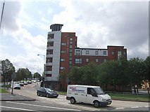 SO9199 : Five Ways Hall at Wolverhampton University by John M