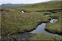 NN4338 : Allt Lairig nan Lunn by Mick Garratt