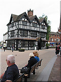 SO5140 : The Old House, Hereford by Pauline E
