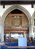 TL3706 : St Augustine, Broxbourne, Herts - Organ by John Salmon