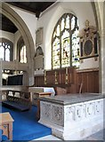 TL3706 : St Augustine, Broxbourne, Herts - Sanctuary by John Salmon