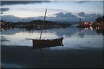 NR8668 : Tarbert Quay at First Light. by Steve Partridge