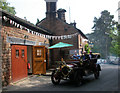 SJ9665 : The Ship Inn at Wincle by Neil Lewin