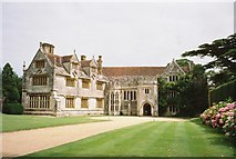 SY7794 : Athelhampton House by Chris Downer