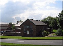 NZ3735 : Trimdon Grange Community Centre by Roger Smith