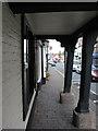SO7137 : Looking down New Street, Ledbury by Pauline E