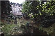 NU0702 : Cragside from the Debdon Burn by Trevor Rickard