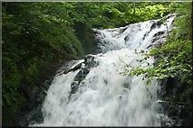 J3996 : Glenoe waterfall (18) by Albert Bridge