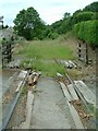 SJ2623 : Disused Railway Tracks by Tony Thomas