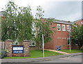 SO6023 : Ross-on-Wye Community Hospital by Pauline E