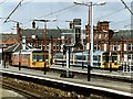 SD5805 : Railway Station, Wigan by Dave Hitchborne