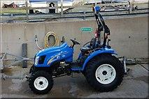 J3729 : RNLI tractor at Newcastle by Albert Bridge