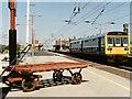 SD5805 : Railway Station, Wigan by Dave Hitchborne