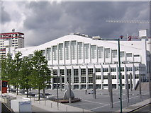 TQ1985 : Wembley Arena by Stephen Sweeney