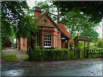 SK2238 : South Lodge by John Poyser