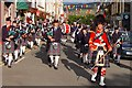 NG4843 : The Isle of Skye Pipe Band Festival by John Allan