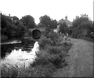ST7565 : Sydney Gardens No 2 Tunnel, Kennet and Avon Canal by Dr Neil Clifton