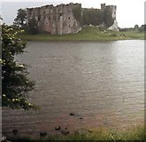 SN0403 : Carew Castle by Trevor Rickard