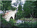 SP3375 : Bridge over the river Sowe, Baginton by E Gammie