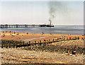 SH7883 : Llandudno beach and pier by Dr Neil Clifton