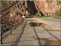 SC2484 : East end of the Promenade, Peel by Chris Gunns