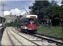 SK3454 : National Tramway Museum, Crich, Derbyshire by Dr Neil Clifton