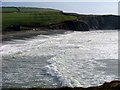 S4900 : Annestown Beach, County Waterford by Fearnadeise