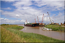 TA0623 : Barrow Haven by David Wright