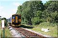SS5826 : Tawstock: train on the Tarka Line by Martin Bodman