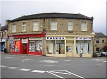 SE1321 : The former Co-op, Church Street / Thornhill Road, Rastrick by Humphrey Bolton