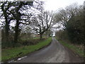 ST6689 : Green Road by Jonathan Billinger