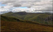 NO0675 : Glas Tulaichean southeast ridge by victor cammack