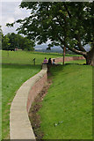 SD8304 : Ha-Ha, Heaton Park by Stephen McKay