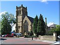 NZ2565 : Jesmond Parish Church by Roger Smith