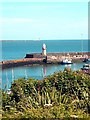 S6900 : Dunmore East lighthouse by Paul O'Farrell