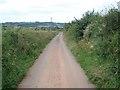 SO6561 : Entrance road to Underley Farm by Trevor Rickard