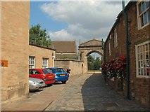 SK8608 : Oakham Castle by Derek Bradley