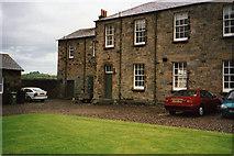 NT0580 : Former SYHA Youth Hostel at Blackness Castle by John Martin