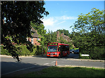 TQ2688 : Junction of Wildwood Road and Kingsley Way by Martin Addison