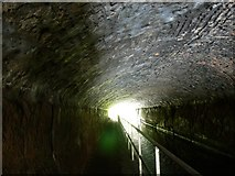 SO8480 : Inside Cookley Tunnel by Mat Fascione